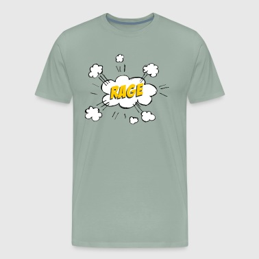 RAGE for Days - Men's Premium T-Shirt