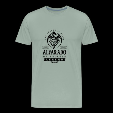 ALVARADO - Men's Premium T-Shirt