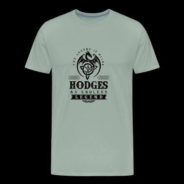 HODGES - Men's Premium T-Shirt