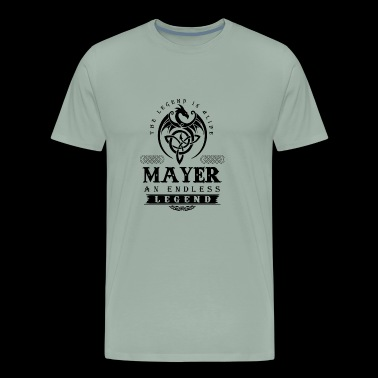 MAYER - Men's Premium T-Shirt