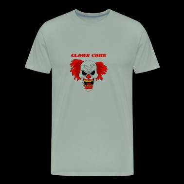 clown core - Men's Premium T-Shirt