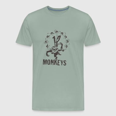 12 Monkeys Shirt 12 Monkeys T Shirts Science - Men's Premium T-Shirt