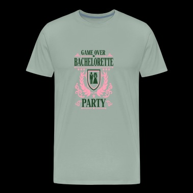 Bachelorette Party Women 470 - Men's Premium T-Shirt