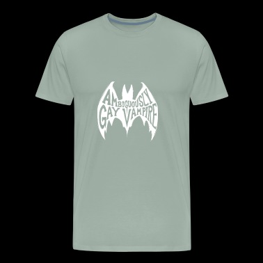Ambiguously Gay Vampire T Shirt - Men's Premium T-Shirt