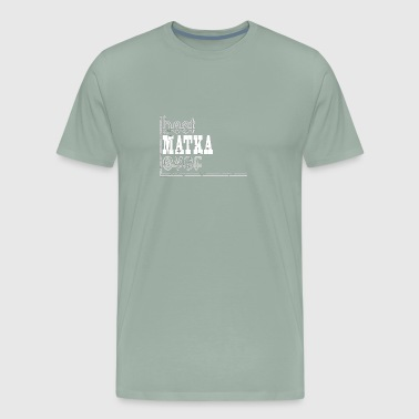 Best Matka Ever Czech Mom - Men's Premium T-Shirt