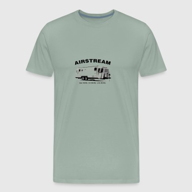 Airstream 1 - Men's Premium T-Shirt