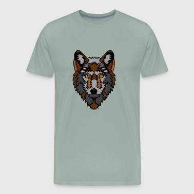 Big Bad Wolf - Men's Premium T-Shirt