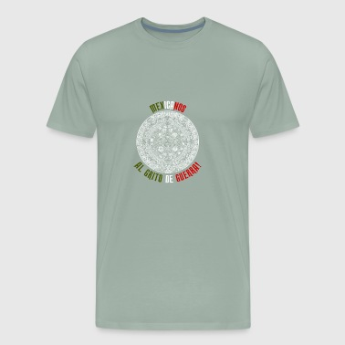 Mexico World Cup Supporter T Shirt - Men's Premium T-Shirt