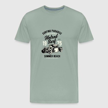 HOTROD SURF - Men's Premium T-Shirt