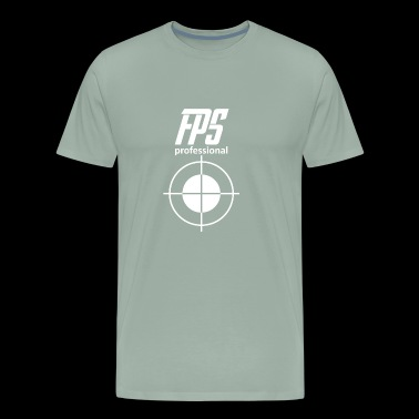 fps wite - Men's Premium T-Shirt