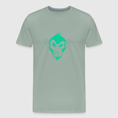 Angry Monkeys - Men's Premium T-Shirt