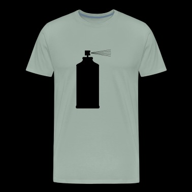 Spray paint - Men's Premium T-Shirt
