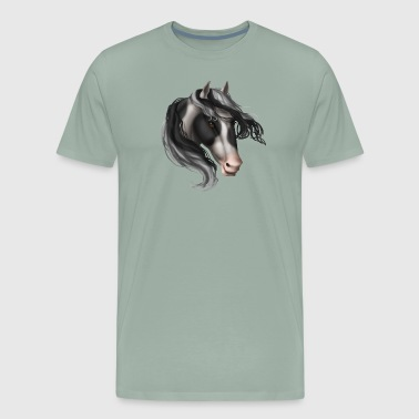 Paint Horse - Men's Premium T-Shirt