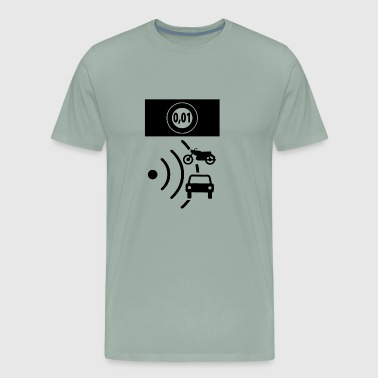 radar - Men's Premium T-Shirt