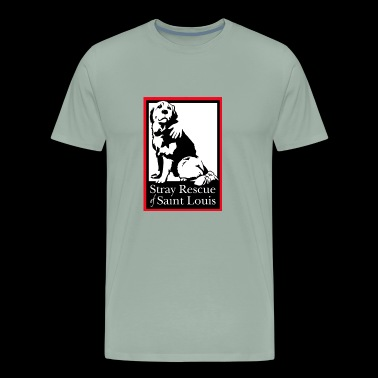 stray rescue - Men's Premium T-Shirt