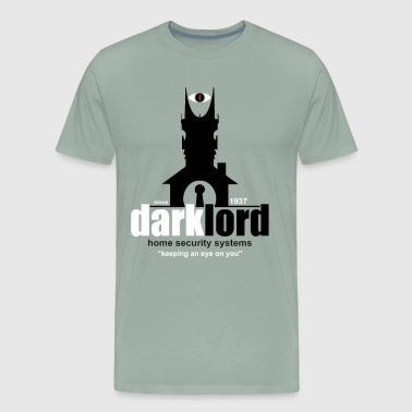 Dark Lord Home Security Systems - Men's Premium T-Shirt