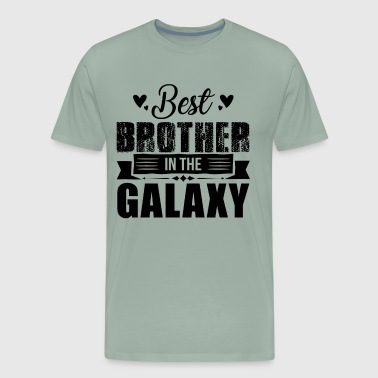 Best Brother In The Galaxy Shirt - Men's Premium T-Shirt