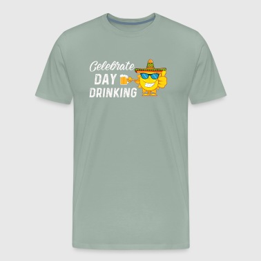 Cinco De Mayo Designs - Men's Premium T-Shirt