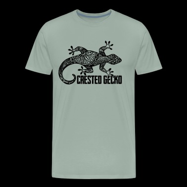Crested Gecko Shirt - Crested Gecko T shirt - Men's Premium T-Shirt