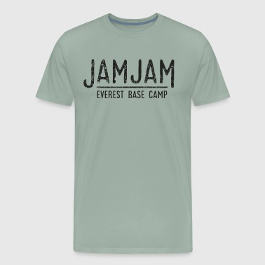 Jam Jam - Everest Base Camp - Men's Premium T-Shirt