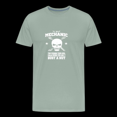 Mechanic Work - Men's Premium T-Shirt