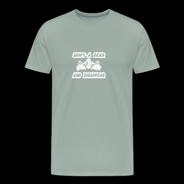 shift a gear - Men's Premium T-Shirt