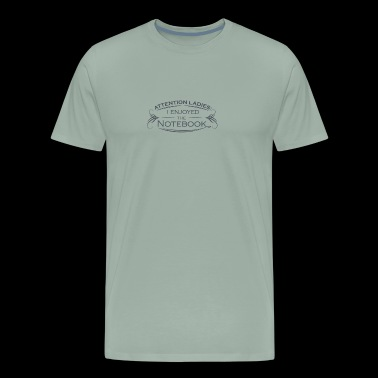 The Notebook - Men's Premium T-Shirt