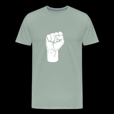 Power Fist - Men's Premium T-Shirt