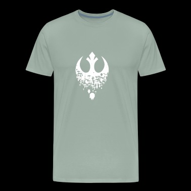 FRACTURED REBELLION - Men's Premium T-Shirt