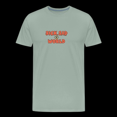 Sick Sad World - Men's Premium T-Shirt