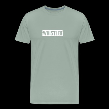 Whistler - Men's Premium T-Shirt