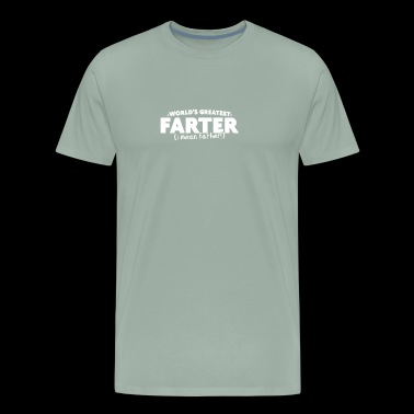 Father World s Greatest - Men's Premium T-Shirt