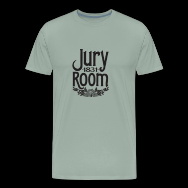 New Design The Jury Room Best Seller - Men's Premium T-Shirt