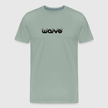 New Design wave waving Best Seller - Men's Premium T-Shirt
