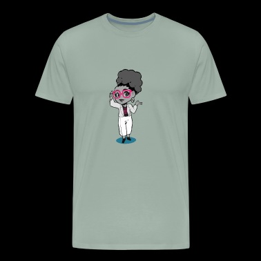 black girls - Men's Premium T-Shirt