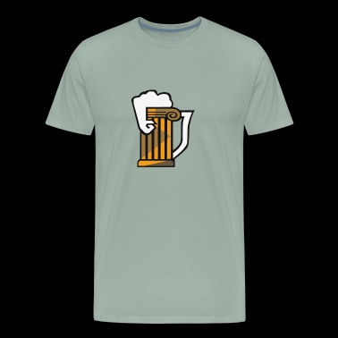 Brews - Men's Premium T-Shirt