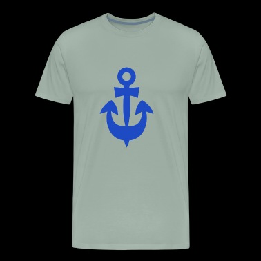 Merry anchor - Men's Premium T-Shirt