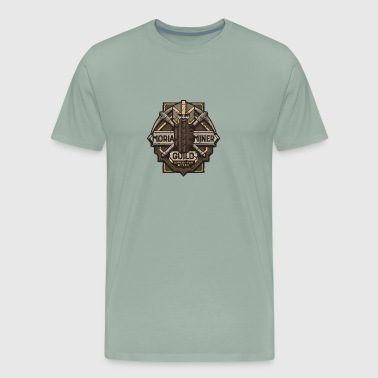 Miner Guild - Men's Premium T-Shirt