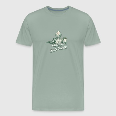 Mon Calamari From The Black Lagoon - Men's Premium T-Shirt