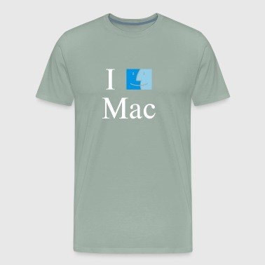 I LOVE MAC - Men's Premium T-Shirt