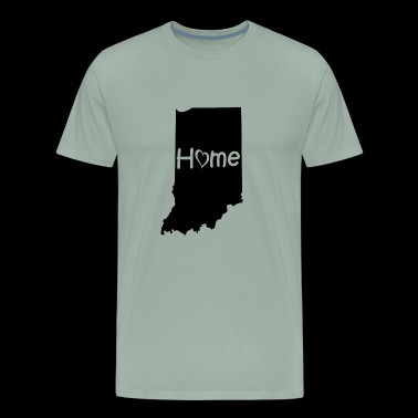 Indiana - Men's Premium T-Shirt
