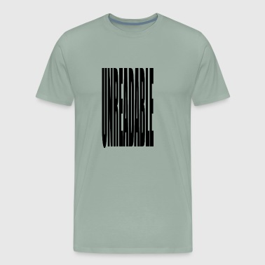 UNREADABLE - Men's Premium T-Shirt