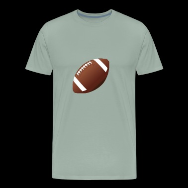 football Rugby - Men's Premium T-Shirt