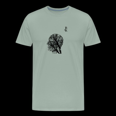 branched thoughts - Men's Premium T-Shirt