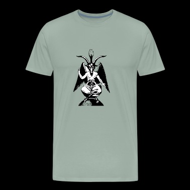 Baphomet - Men's Premium T-Shirt