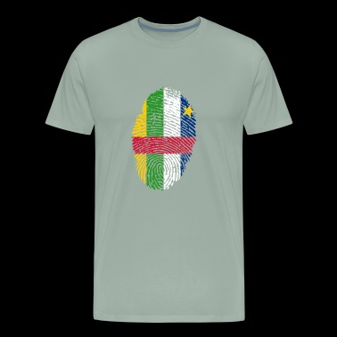 central african republic - Men's Premium T-Shirt