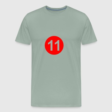 Red 11 Crew - Men's Premium T-Shirt