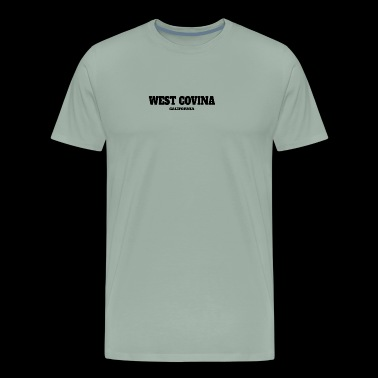CALIFORNIA WEST COVINA US EDITION - Men's Premium T-Shirt