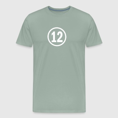 12 years old birthday - Men's Premium T-Shirt
