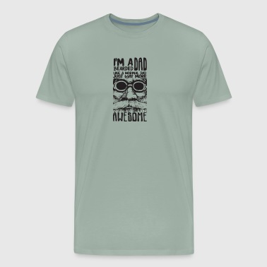 I am a Beard Dad - Men's Premium T-Shirt